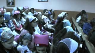 Cântarea - Un singur dor mai am și eu ( Matca / Galați 16 noiembrie 2014 )