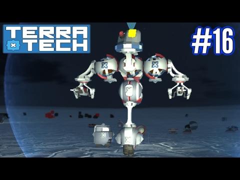 Terratech | Ep 16 | Guard Robot AI!