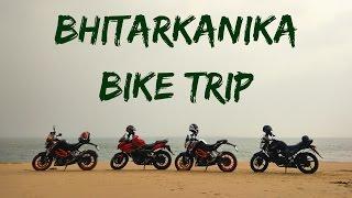 Bhitarkanika Trip - Bikers, Crocodiles & the Olive Ridley Turtles