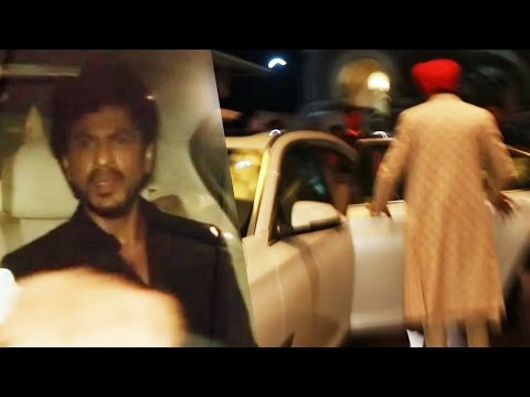 Raees Shahrukh Khan ATTENDS Yes Bank CEO's Daughter's WEDDING