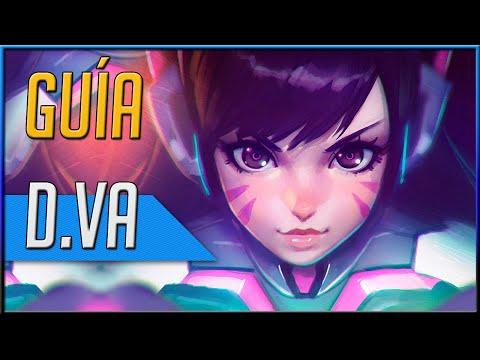 GUIA D.VA OVERWATCH en español