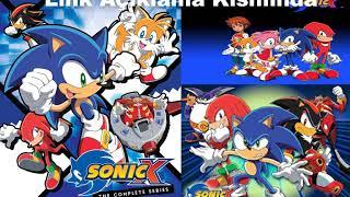 Sonic X 3 Bölüm Türkçe Reklam