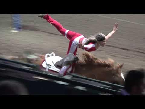 Riata Ranch Cowboy Girls - Night of the Horse 2019 - Del Mar National Horse Show