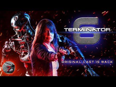 Terminator 6 Trailer 2019 - Original Cast is Back