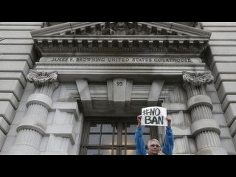 9th Circuit Court upholds suspension of Trump travel ban