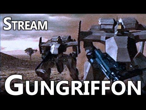 Gungriffon (Sega Saturn) - Stream