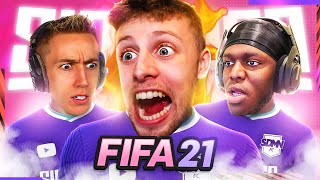 HARRY CAUSES CHAOS (Sidemen Pro Clubs)