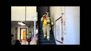 Leon Valley Fire Department Physical Agility Training