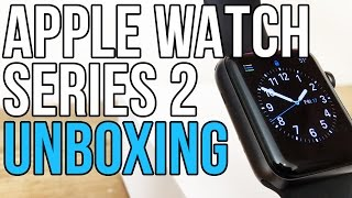 NEW APPLE WATCH SERIES 2 (42mm) REVIEW | Apple Watch 2 Unboxing | Apple iWatch 2 | FRANKIE and EMILY