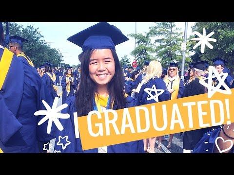 Graduation vlog! - Drexel Commencement 2016