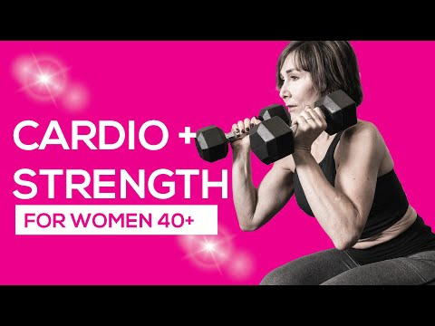 Cardio & Strength for Women #11