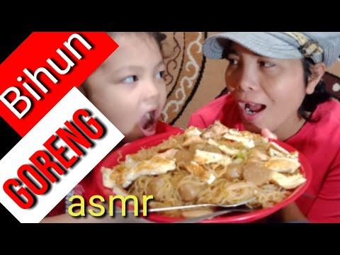 Mie Bihun Goreng/icip Icip Makanan/kuliner Indonesia/asmr