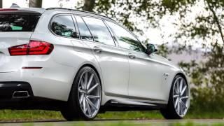2016 BMW 5 Series Touring