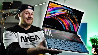 ???? Notebook se dvěma 4K displeji? To je ASUS ZenBook Pro Duo! | WRTECH [4K]