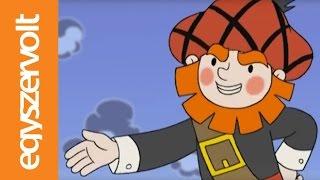 Gryllus Vilmos: Maszkabál - Skót (teljes filmek, rajzfilmek, gyerekdal, gyerekeknek)