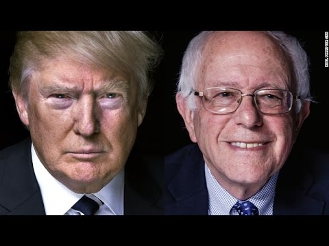 2020 Presidential Prediction: President Trump (R) vs Bernie Sanders (D)