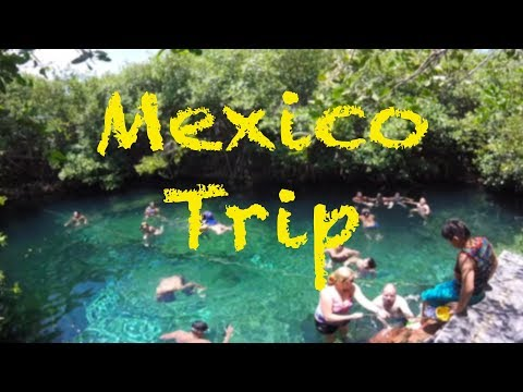 #4 Mexico Trip (Yucatan) 2017 | GoPro