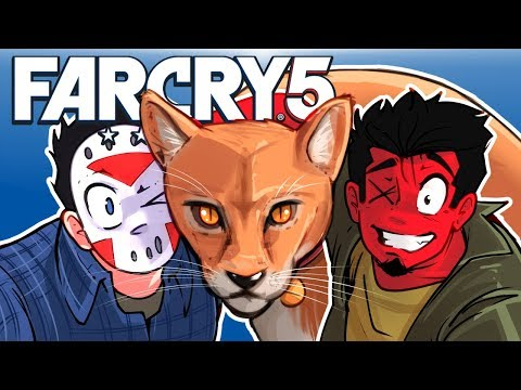 Far Cry 5 - A New Pet Named Peaches! Ep. 11!