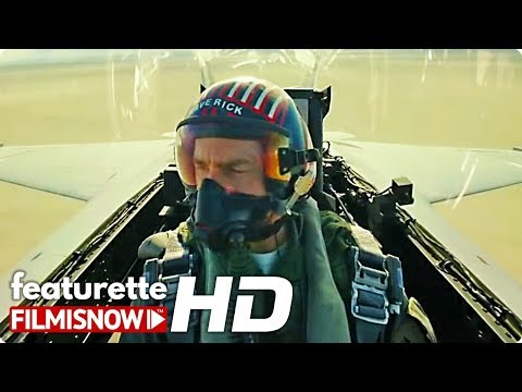 "TOP GUN: MAVERICK ""Real Flying, Pure Adrenaline"" Featurette (2020) 