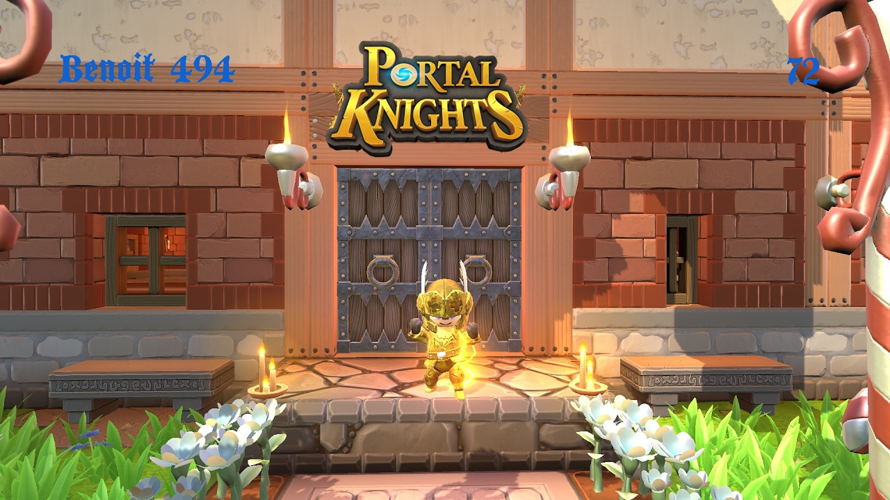 Cristal knights