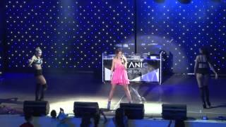 Andreea Banica Live Performance la Titanic Deluxe Belek