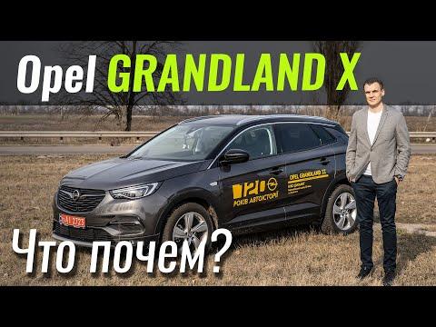 Opel GrandLand X дешевле KIA Sportage? Опель в ЧтоПочем S12e07