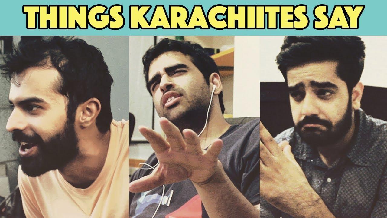 Things Karachiites Say | MangoBaaz