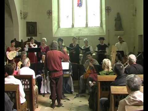 Ave Mater - English medieval music - London Library