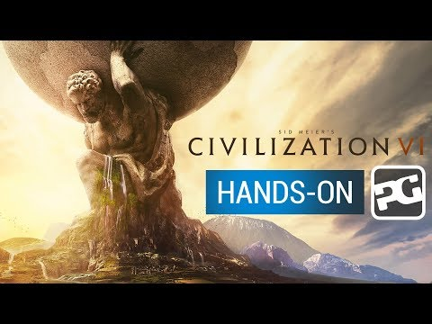 CIVILIZATION 6 (iPhone / IPad) | Hands-On