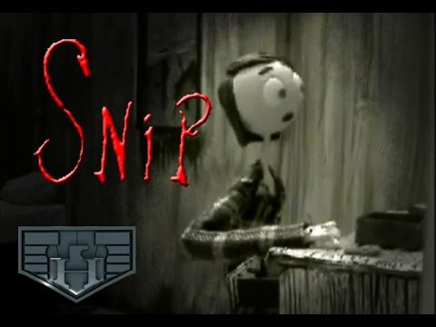 SNIP: Stop motion short- Hasani Walker