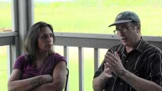 Winona LaDuke in conversation on Madeline Island