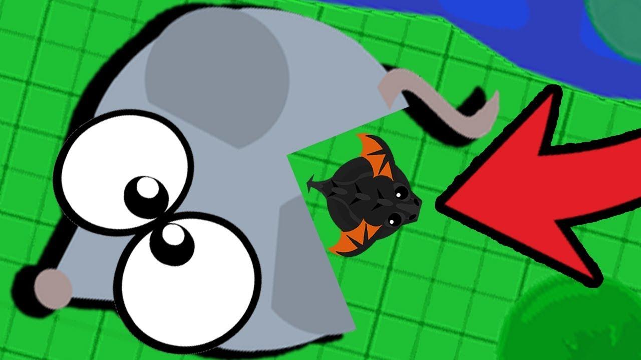 mope io играть онлайн