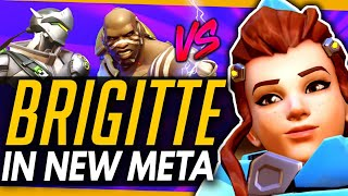 Overwatch | New Brigitte Is Very Good \u0026 How She's A Meta Counter (ft Violet)