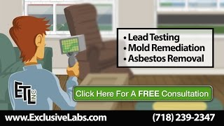 Environmental Testing White Plains NY | Asbestos Removal | Exclusive Testing Labs