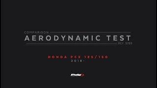 Honda PCX 150 18-19 Puig Windschutzscheibe V-Tech Line Touring 9789N 125 19