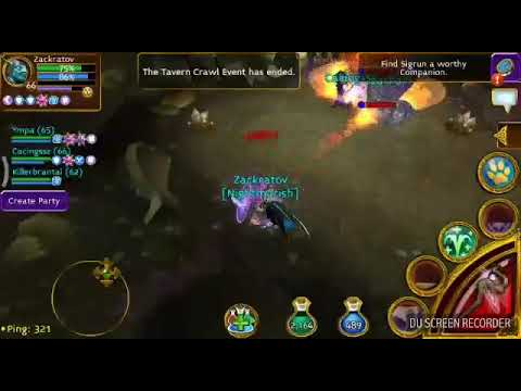 Arcane Legend - Try Not Dead Although No Speed Set In Run ESG