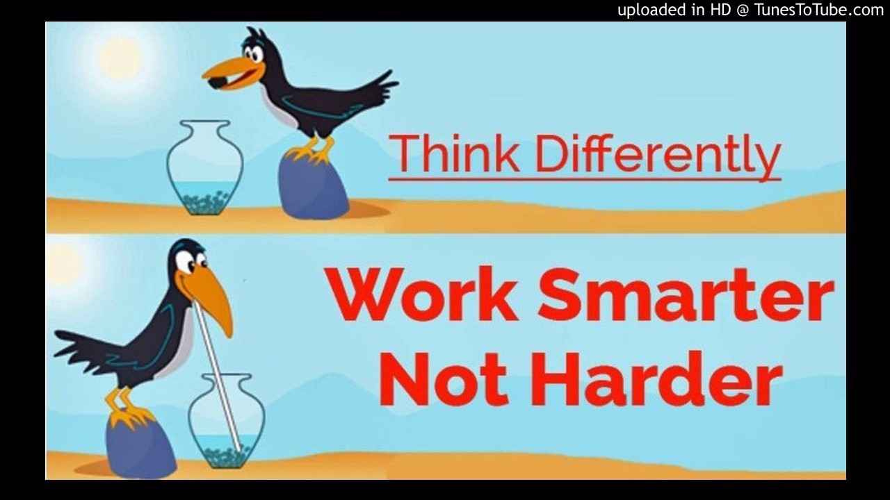 Smart Work Vs Hard Work Story (Hindi Urdu Story) - YouTube
