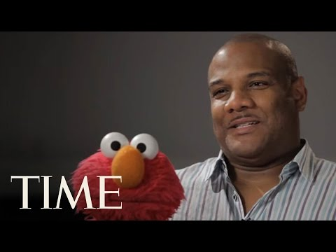 Elmo and Puppeteer Kevin Clash  10 Questions  TIME