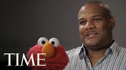 Elmo (and Puppeteer Kevin Clash) | 10 Questions | TIME