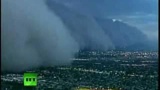 Gambar cover Tempestade de areia cobre cidade nos EUA . #2012,  Doomsday no Arizona