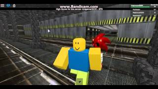 ROBLOX Survive Bloody Sonic.EXE In Area-51