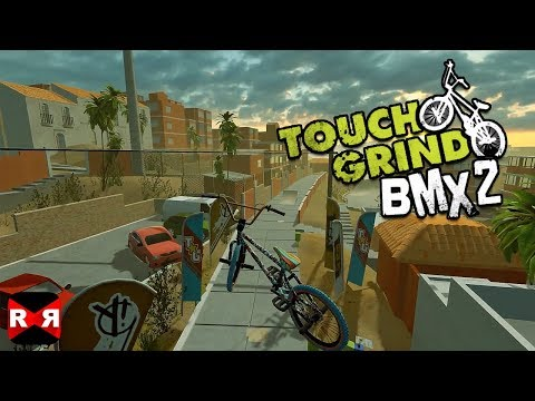 Touchgrind BMX 2 (by Illusion Labs) - IOS / Android - Gameplay Video