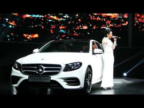 Mercedes-Benz E Class media launch in Kuala Lumpur with Ning Baizura - June 9, 2016