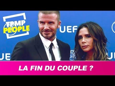 Victoria et David Beckham : la fin du couple ?