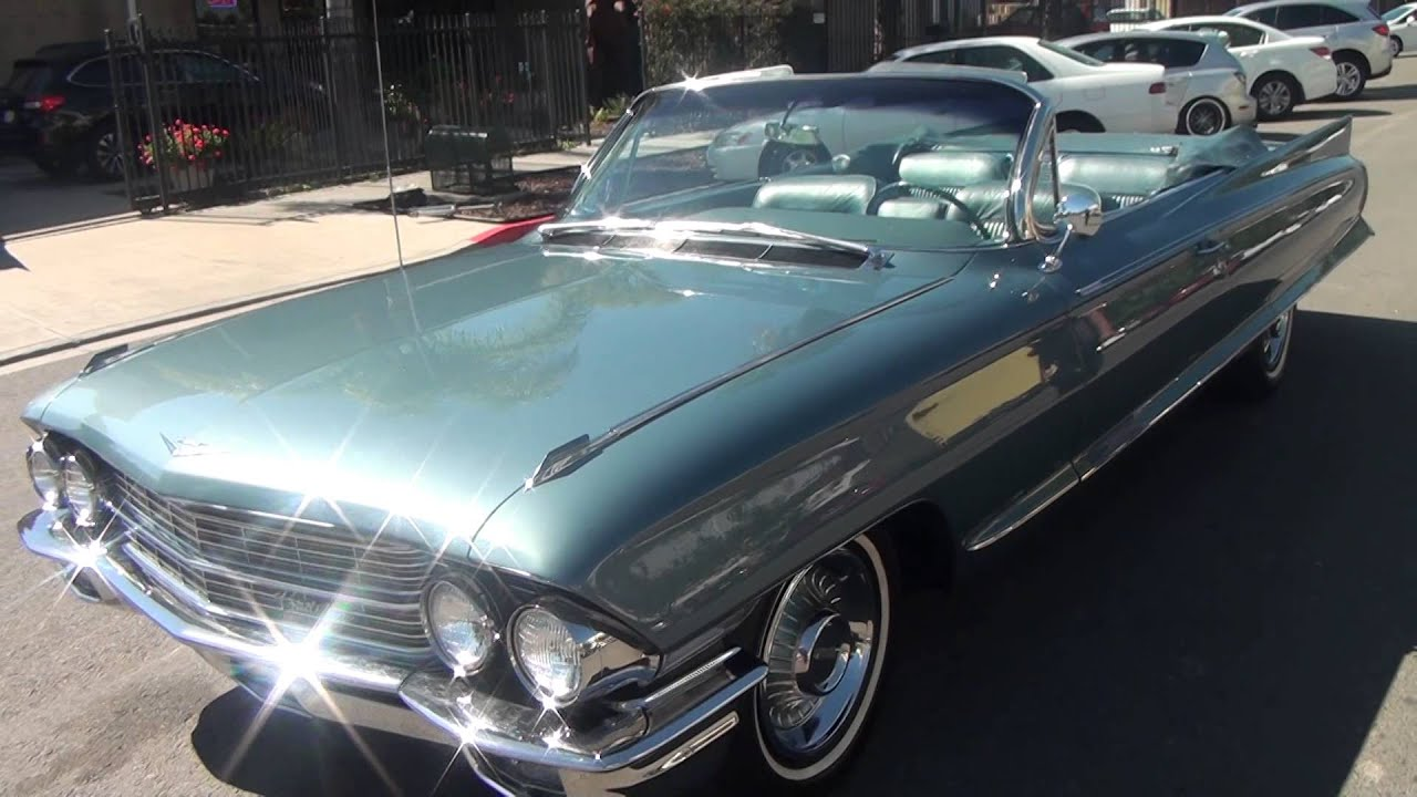 1962 Cadillac for Sale by Precious Metals Classic Cars in San Diego ...
