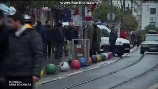 Arka Sokaklar Mesutun Canlı Bomba Sınavı