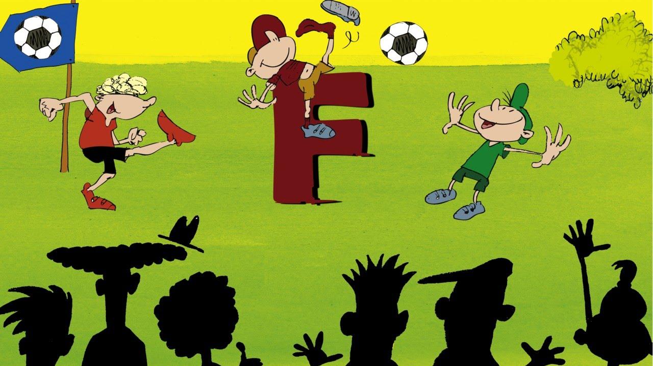 Lied Fußball