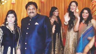 Chidiya Ghar's Jitu Shivhare aka Gadha Prasad's WEDDING RECEPTION
