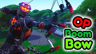 LEGENDARY OP BOOM BOW PLAYS! ►Fortnite Weekly Funny Moments #16