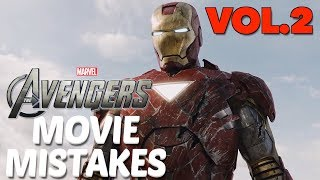 Biggest Mistakes in Avengers (2012) Movie | Avengers Goofs & Fails